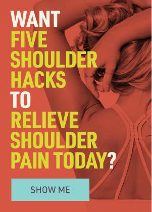 5 shoulder hacks